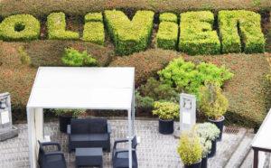 Terrasse et jardin OLIVIER