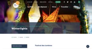 Festival des lumières 2017